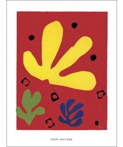 Henri Matisse, Eléments végétaux, 1947 (Büttenpapier)