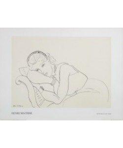 Henri Matisse, Mädchen mit Tiara