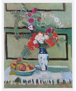 Henri Matisse, Stilleben - Blumen und Früchte