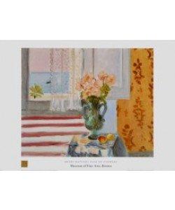 Henri Matisse, Vase mit Blumen, 1924