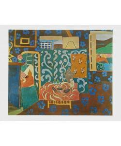 Henri Matisse, Zimmer mit Auberginen