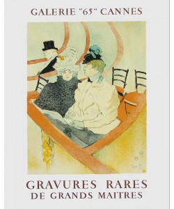 Henri de Toulouse-Lautrec, Galerie 65 Cannes