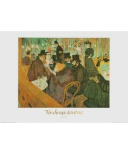 Henri de Toulouse-Lautrec, Le Moulin Rouge