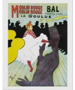 Henri de Toulouse-Lautrec, Moulin Rouge - 1891