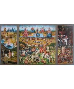 Hieronymus Bosch, Der Garten der Lüste - Triptychon