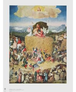 Hieronymus Bosch, Der Heuwagen