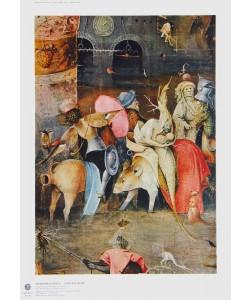 Hieronymus Bosch, Chor der Opfer