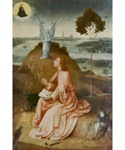 Hieronymus Bosch, Johannes auf Patmos