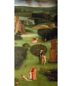 Hieronymus Bosch, Weltsgerichts-Triptychon