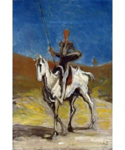 Honoré Daumier, Don Quixote