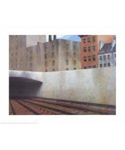 Edward Hopper, Approaching a City