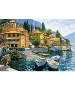 Howard Behrens, Lake Como Landing
