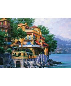 Howard Behrens, Portofino Villa
