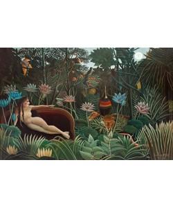Henri Rousseau, Der Traum