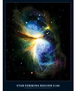 Hubble-Nasa, Star Forming Region