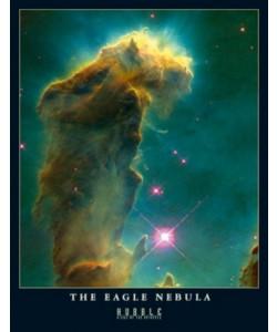 Hubble-Nasa, The Eagle Nebula