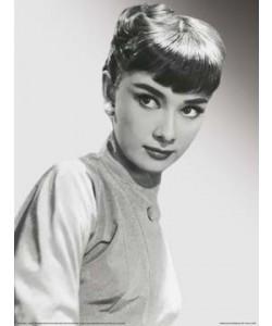 Hulton, Audrey Heburn - Portrait