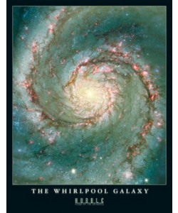 Hubble-Nasa, The Whirlpool Galaxy