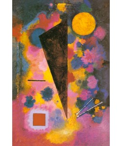 Wassily Kandinsky, Resonance Multicolore