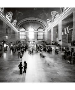 Arnaud Bertrande, Grand Central Station
