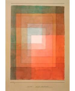 Paul Klee, Polyphon gefasstes Weiss 1930