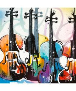 Patrick Cornée, Variation for Violin I