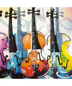 Patrick Cornée, Variation for Violin III