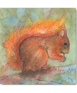 Loes Botman, Eichhörnchen