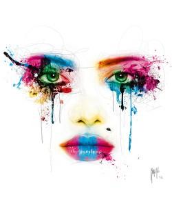 Alu-Dibond-Bild Patrice Murciano, Colors