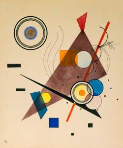 Wassily Kandinsky, Komposition 1923