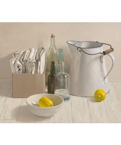 Willem de Bont, Big jug and 2 lemmons