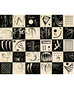 Wassily Kandinsky, Trente