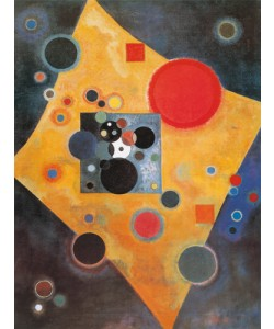 Wassily Kandinsky, Akzent in Rosa