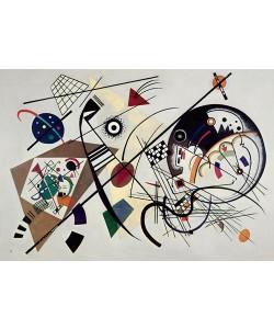 Wassily Kandinsky, Durchgehender Strich 1923