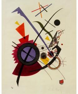 Wassily Kandinsky, Violett