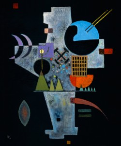 Wassily Kandinsky, Kreuzform