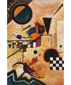 Wassily Kandinsky, Accords opposes