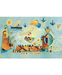 Wassily Kandinsky, Dolce evento
