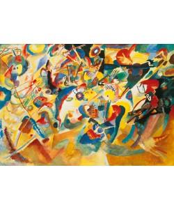 Wassily Kandinsky, Studie zu Komposition VII