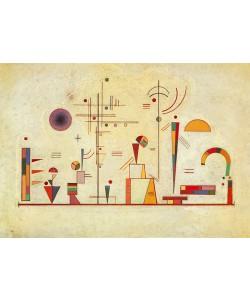 Wassily Kandinsky, Ernst Spass