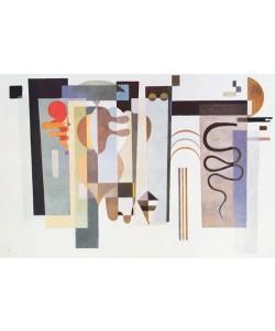 Wassily Kandinsky, Due punti verdi
