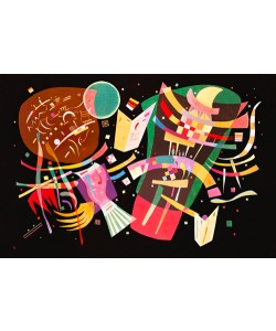 Wassily Kandinsky, Compositione X