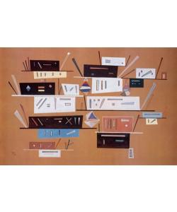 Wassily Kandinsky, Composition 1940