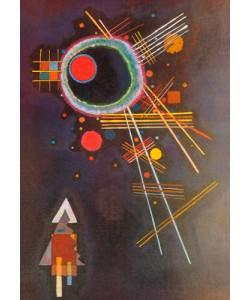 Wassily Kandinsky, Strahlenlinien