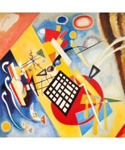 Wassily Kandinsky, Trame Noir