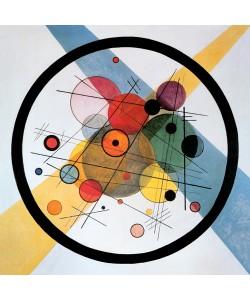 Wassily Kandinsky, Kreise im Kreis