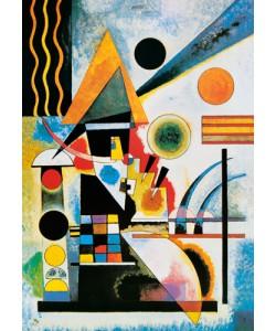Wassily Kandinsky, Balancement, 1925