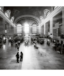 Arnaud Bertrande, Grand Central Station