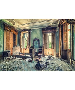 Matthias Haker, Once a Glorious House
