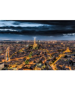 Arnaud Bertrande, Paris by Night